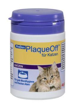 PlaqueOff für Katzen 40g