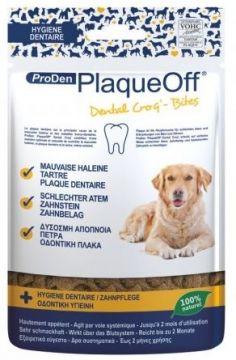 PlaqueOff Dental Croq Bites 60g