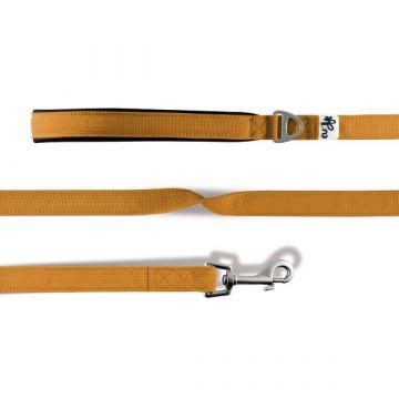 Curli Basic Leine Nylon 140x2cm Orange