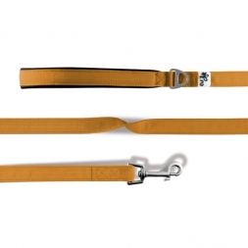 Curli Basic Leine Nylon 140x1.5cm Orange