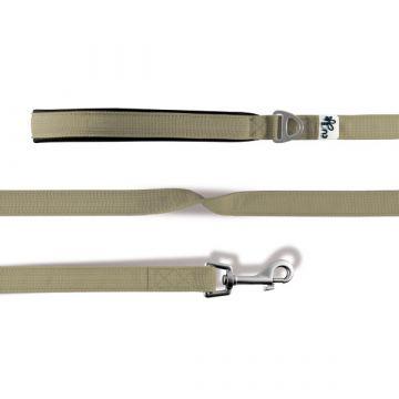 Curli Basic Leine Nylon 140x1.5cm Tan