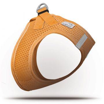 Curli Vest Geschirr Air-Mesh Orange M