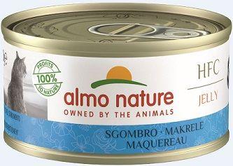 Almo Nature Legend - Makrele 70g (Menge: 24 je Bestelleinheit)