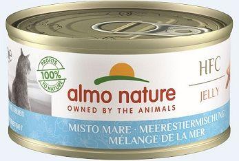 Almo Nature Legend - Meerestieremischung 70g (Menge: 24 je Bestelleinheit)