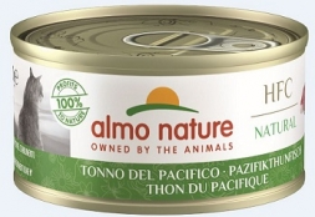 Almo Nature Legend - Pazifikthunfisch 70g (Menge: 24 je Bestelleinheit)