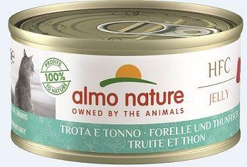 Almo Nature Legend - Forelle & Thunfisch 70g (Menge: 24 je Bestelleinheit)