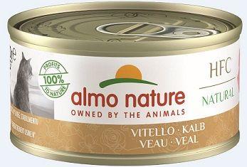 Almo Nature HFC Natural Kalb 70g (Menge: 24 je Bestelleinheit)