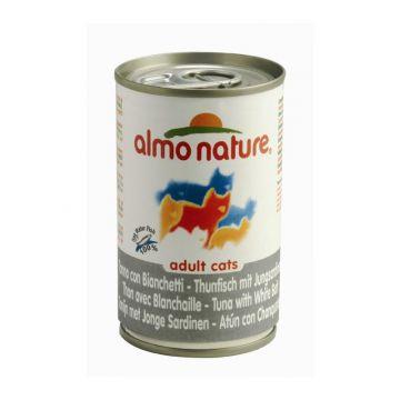 Almo Nature Classic -Thunfisch & Jungsardinen 140g (Menge: 24 je Bestelleinheit)