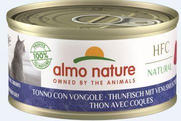Almo Nature Legend - Thunfisch mit Venusmuscheln 70g (Menge: 24 je Bestelleinheit)
