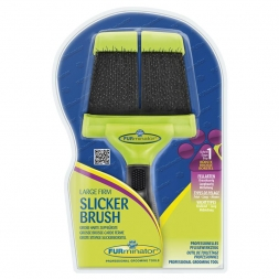 Furminator Firm Slicker Brush Large