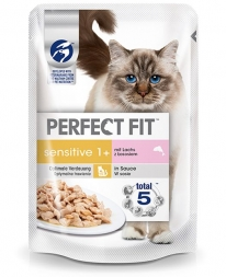 Perfect Fit Cat PB Sensitive Huhn 85g (Menge: 12 je Bestelleinheit)