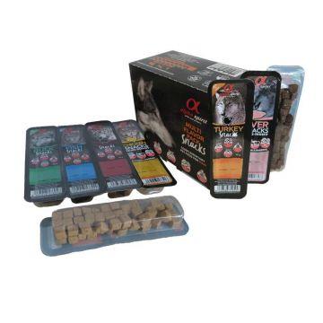 alpha spirit Dog Snacks Mixbox 9 x 35g