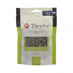 Perrito Soft Lamb Chunks 100g