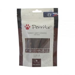 Perrito Soft Turkey Stripes 100g