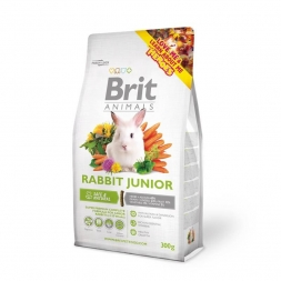 Brit Animals Rabbit Junior Complete 300 g