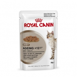 Royal Canin Frischebeutel Health Nutrition Ageing +12 in Sosse Multipack 12x85g