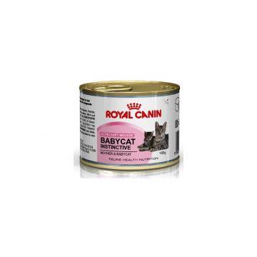Royal Canin Feline Dose Health Nutrition Babycat Instinctive 195g (Menge: 12 je Bestelleinheit)