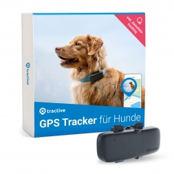 Tractive GPS Tracker Hund mit Aktivitätstracking